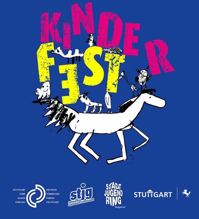 Stuttgarter Kinderfest für zuhause
