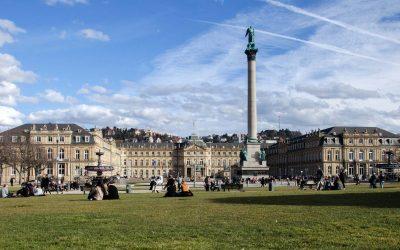 Öffentliche Stadterkundungen zum Nationalsozialismus in Stuttgart